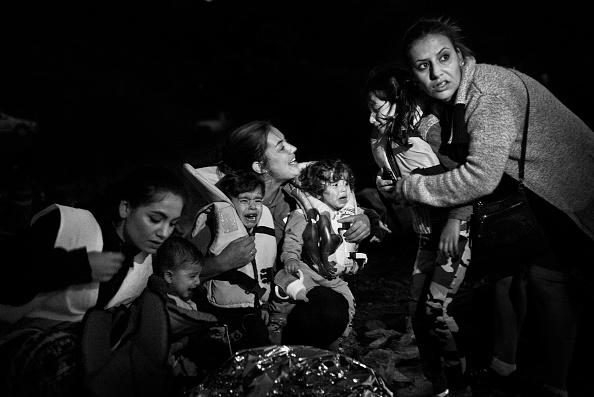 Tom Stoddart Archive「Refugees On Lesbos」:写真・画像(3)[壁紙.com]