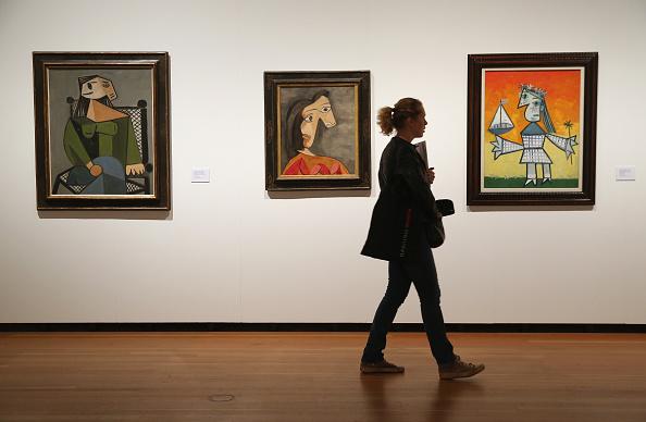 Painting - Activity「'Von Hockney bis Holbein' Exhibition Preview In Berlin」:写真・画像(13)[壁紙.com]