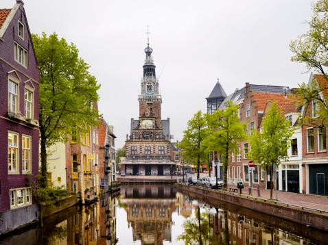Amsterdam「Alkmaar」:スマホ壁紙(17)