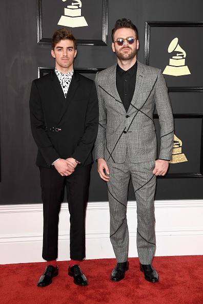 ポプリン「The 59th GRAMMY Awards - Arrivals」:写真・画像(11)[壁紙.com]