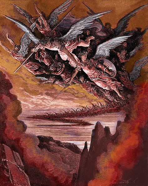 Hell「Milton's Paradise Lost」:写真・画像(4)[壁紙.com]