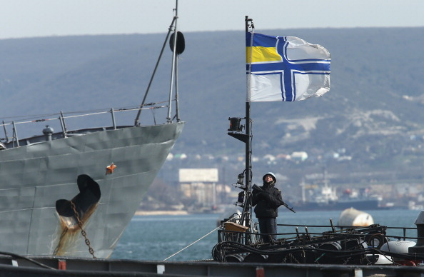 Warship「Ukraine Crisis Continues As The Crimea Prepares To Vote In The Referendum」:写真・画像(3)[壁紙.com]