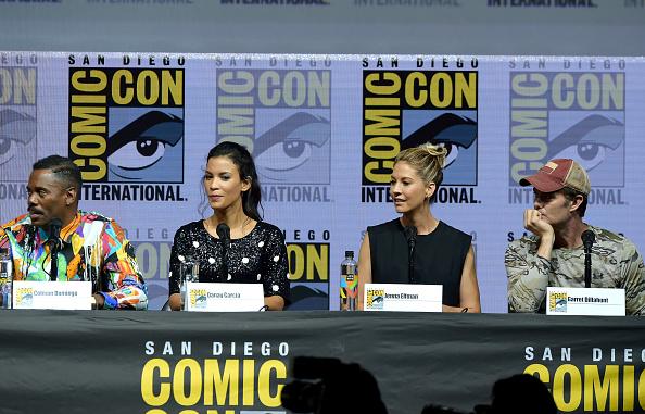 "Comic con「Comic-Con International 2018 - AMC's ""Fear The Walking Dead"" Panel」:写真・画像(6)[壁紙.com]"