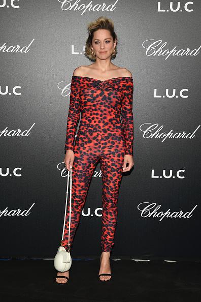 Marion Cotillard「Gentlemen's Evening - Chopard - 71st Cannes Film Festival」:写真・画像(7)[壁紙.com]