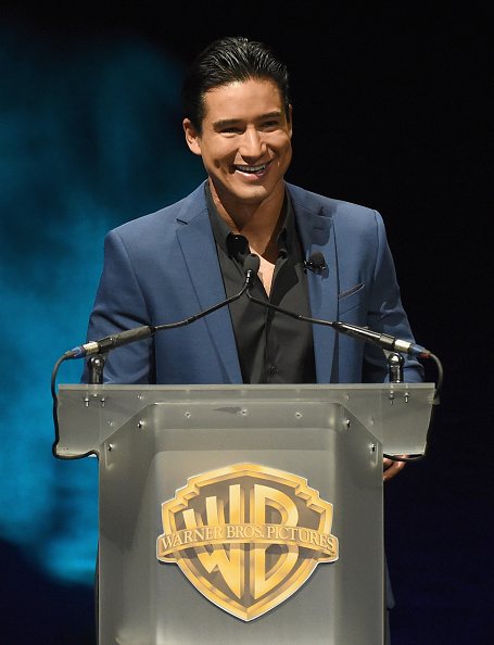 Mario Lopez「CinemaCon 2015 - Warner Bros. Pictures Invites You To 'The Big Picture,' An Exclusive Presentation Highlighting The Summer Of 2015 And Beyond」:写真・画像(11)[壁紙.com]