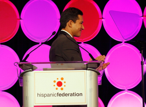 Mario Lopez「Mario Lopez Co-Hosts The Hispanic Federation Gala」:写真・画像(0)[壁紙.com]