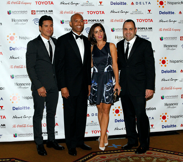 Jose Calderon「Mario Lopez Co-Hosts The Hispanic Federation Gala」:写真・画像(4)[壁紙.com]