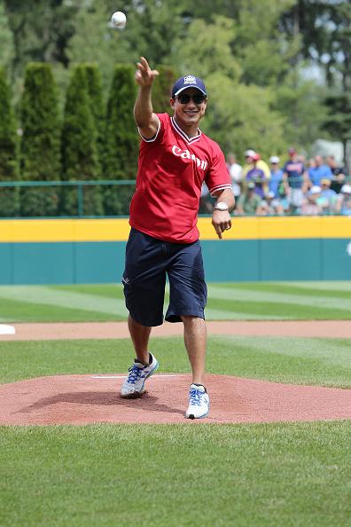 Mario Lopez「Mario Lopez Joins Canon PIXMA At Little League World Series」:写真・画像(5)[壁紙.com]