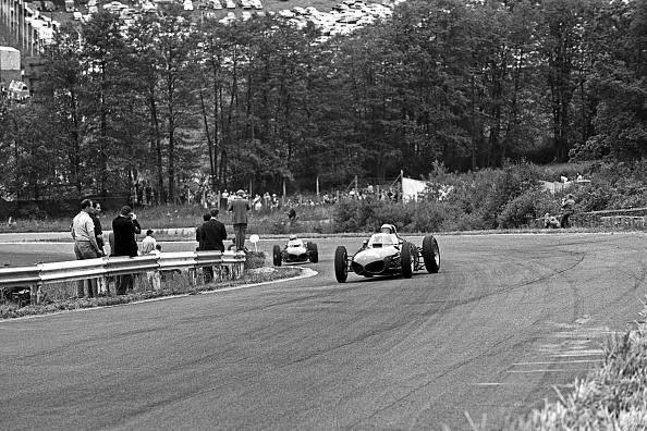 Motor Racing Track「Phil Hill, Wolfgang von Trips, Grand Prix Of Belgium」:写真・画像(17)[壁紙.com]