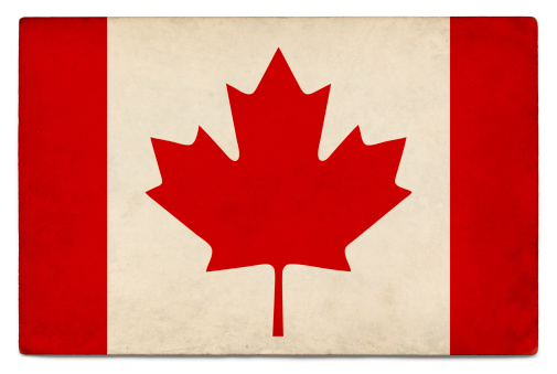 Annual Event「Grunge flag of Canada on white」:スマホ壁紙(14)