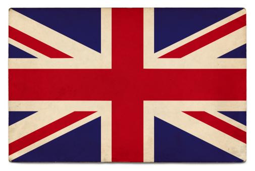 ユニオンジャック「グランジの英国国旗にホワイト」:スマホ壁紙(17)
