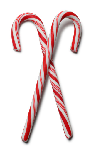 Candy Cane「Two Candy Canes」:スマホ壁紙(5)