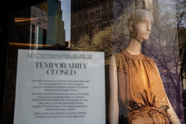 Closing「Businesses Close Stores Nationwide In Response To Coronavirus Pandemic」:写真・画像(9)[壁紙.com]