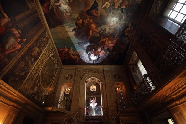 Christopher Furlong「Chatsworth House Launch Their Christmas Displays」:写真・画像(0)[壁紙.com]