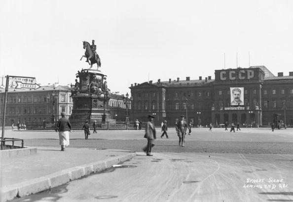 Monument「Leningrad Square」:写真・画像(7)[壁紙.com]