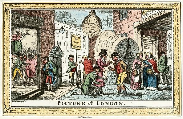 City Life「Picture Of London,」:写真・画像(2)[壁紙.com]