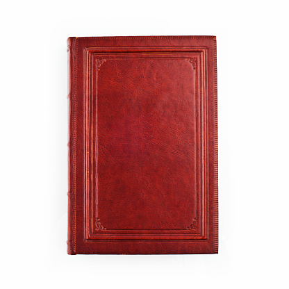 19th Century「A picture of a red book on a white background」:スマホ壁紙(16)