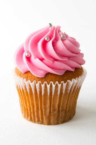 Pink Color「カップケーキ」:スマホ壁紙(19)