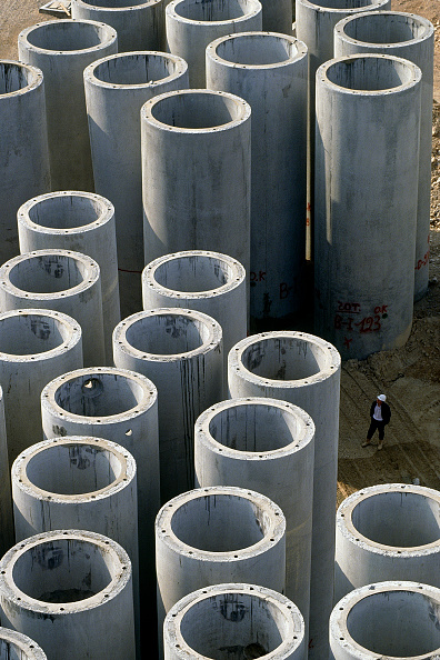 2002「Slipcast reinforced concrete sewage outfall pipes. Piraeus, port of Athens, Greece.」:写真・画像(15)[壁紙.com]