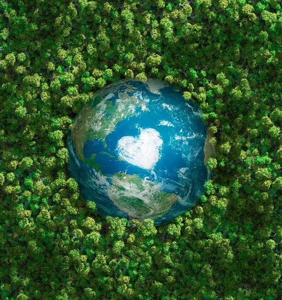 Earth's Heart:スマホ壁紙(壁紙.com)