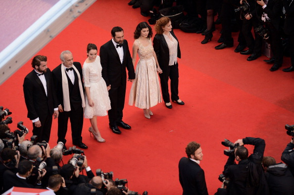 Audrey Tautou「Closing Ceremony & Therese Desqueyroux Premiere - 65th  Annual Cannes Film Festival」:写真・画像(7)[壁紙.com]
