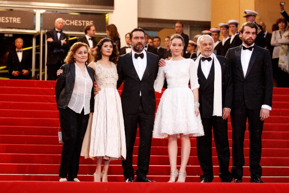 Audrey Tautou「Closing Ceremony & Therese Desqueyroux Premiere - 65th  Annual Cannes Film Festival」:写真・画像(4)[壁紙.com]