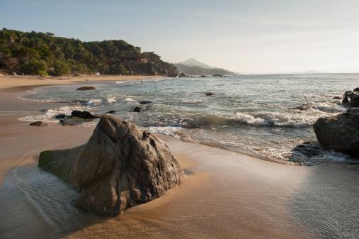 Sayulita「Tide Washing Up On The Shore」:スマホ壁紙(8)