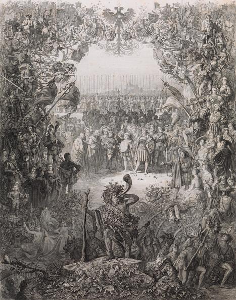 Topics「The Members Of The Albrecht Durer Society For The Election Year 1843-1844 (Der Albrecht Du」:写真・画像(7)[壁紙.com]