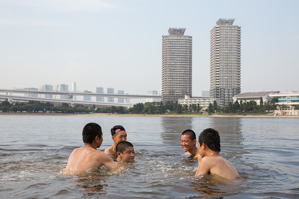 Japan「Heat Wave Hits Japan」:写真・画像(6)[壁紙.com]