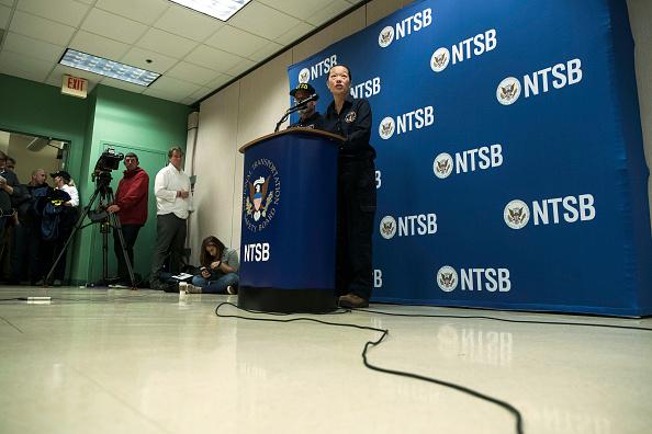 Transportation「NTSB Holds Press Briefing On NJ Transit Crash In Hoboken」:写真・画像(7)[壁紙.com]