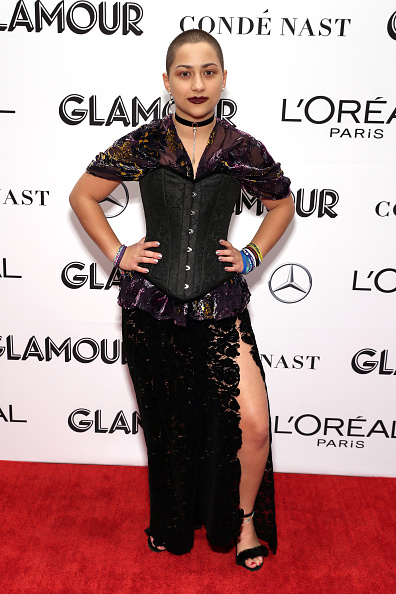 Glamour Magazine's Women Of The Year Awards「2018 Glamour Women Of The Year Awards: Women Rise - Backstage」:写真・画像(6)[壁紙.com]