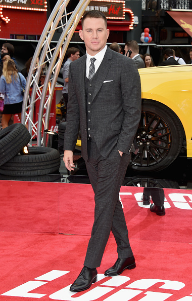 英国 ロンドン「'Logan Lucky' UK Premiere - Red Carpet Arrivals」:写真・画像(4)[壁紙.com]