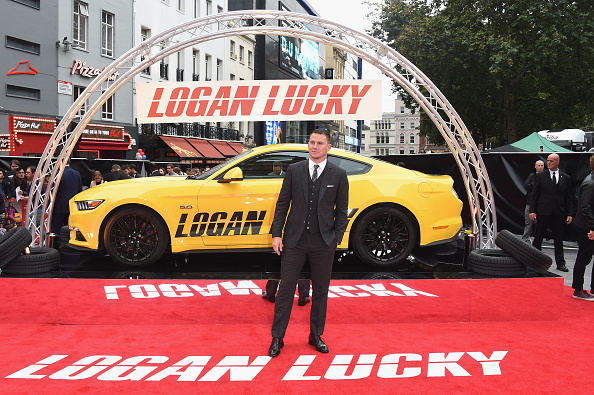 レッドカーペット「'Logan Lucky' UK Premiere - Red Carpet Arrivals」:写真・画像(13)[壁紙.com]