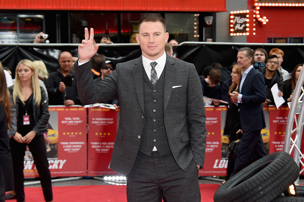 レッドカーペット「'Logan Lucky' UK Premiere - Red Carpet Arrivals」:写真・画像(8)[壁紙.com]