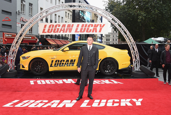 英国 ロンドン「'Logan Lucky' UK Premiere - Red Carpet Arrivals」:写真・画像(5)[壁紙.com]