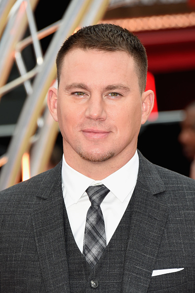 英国 ロンドン「'Logan Lucky' UK Premiere - Red Carpet Arrivals」:写真・画像(1)[壁紙.com]