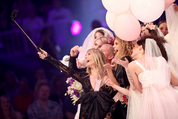 "Germany's Next Top Model「""Germany's Next Top Model"" Finals In Duesseldorf」:写真・画像(1)[壁紙.com]"