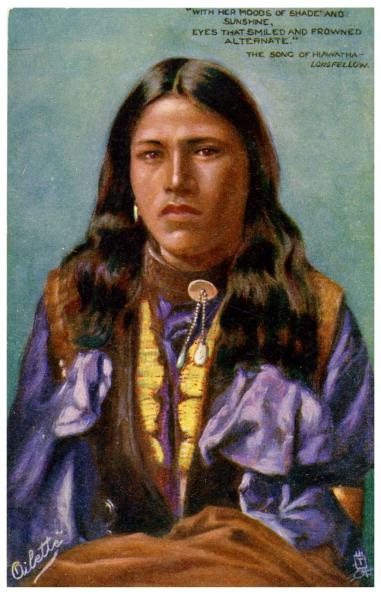 Awe「The Song of Hiawatha - illustration to 1885 epic poem」:写真・画像(18)[壁紙.com]