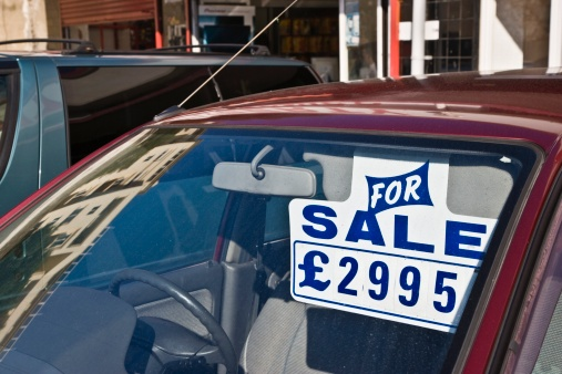 Used Car Selling「Car for sale, Sterling pounds」:スマホ壁紙(16)
