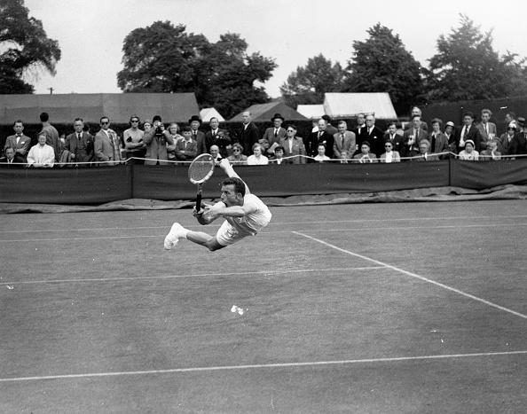 テニス「Flying Shot」:写真・画像(11)[壁紙.com]