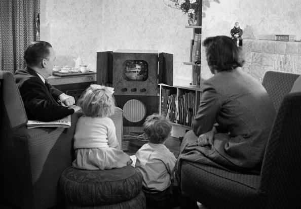 1950~1959年「Family TV」:写真・画像(6)[壁紙.com]