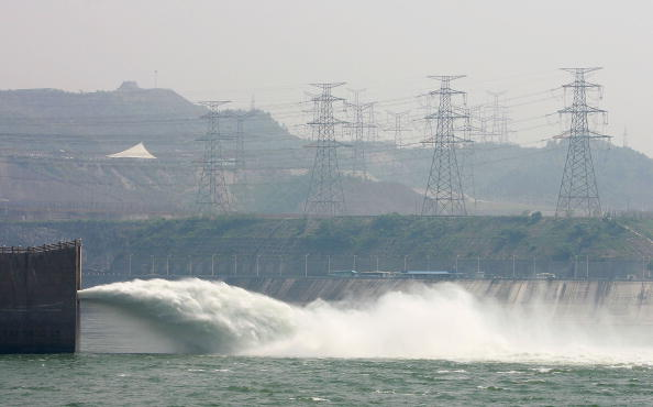 Three Gorges「Three Gorges Dam Project To Be Completed On May 20, 2006」:写真・画像(5)[壁紙.com]