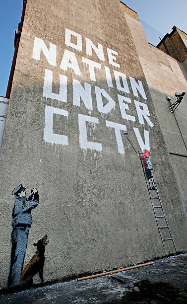 New Banksy Painting Found In Central London:ニュース(壁紙.com)