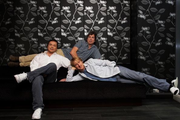 Hall Pass - Film Title「Owen Wilson & The Farrelly Brothers Photo Call」:写真・画像(6)[壁紙.com]