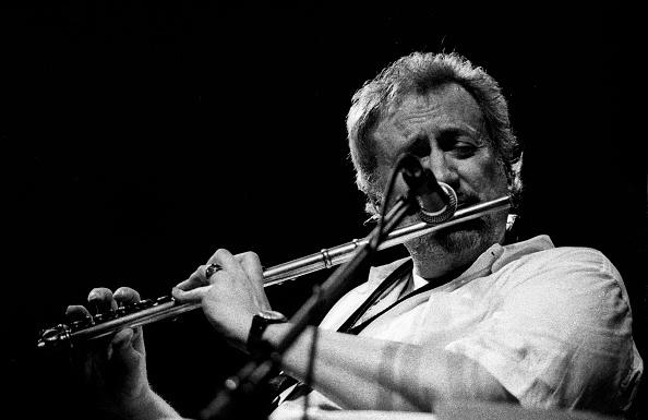 フルート「Ronnie Cuber Brecon Jazz Festival Brecon Powys Wales 2003」:写真・画像(7)[壁紙.com]