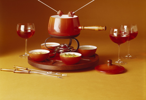 French Food「Fondue with red wines」:スマホ壁紙(3)