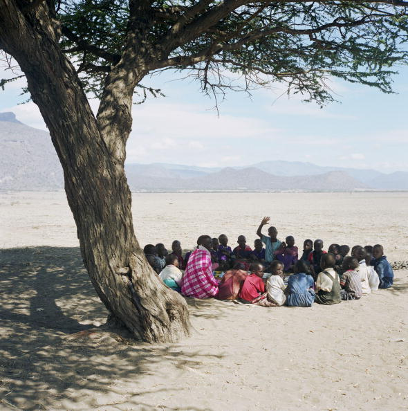 Large Group Of People「The Maasai And The Tanzanian Drought」:写真・画像(9)[壁紙.com]