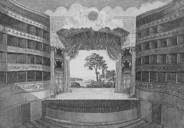 Empty「London Opera House」:写真・画像(4)[壁紙.com]