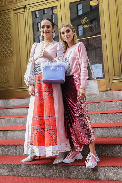 Achim Aaron Harding「Street Style - New York Fashion Week February 2019 - Day 2」:写真・画像(5)[壁紙.com]