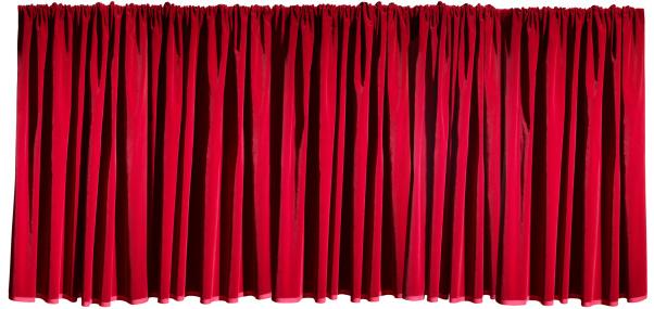 ベロア「Closed Stage Curtains」:スマホ壁紙(6)